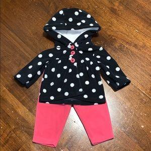 Baby jacket and pants set (NEW)